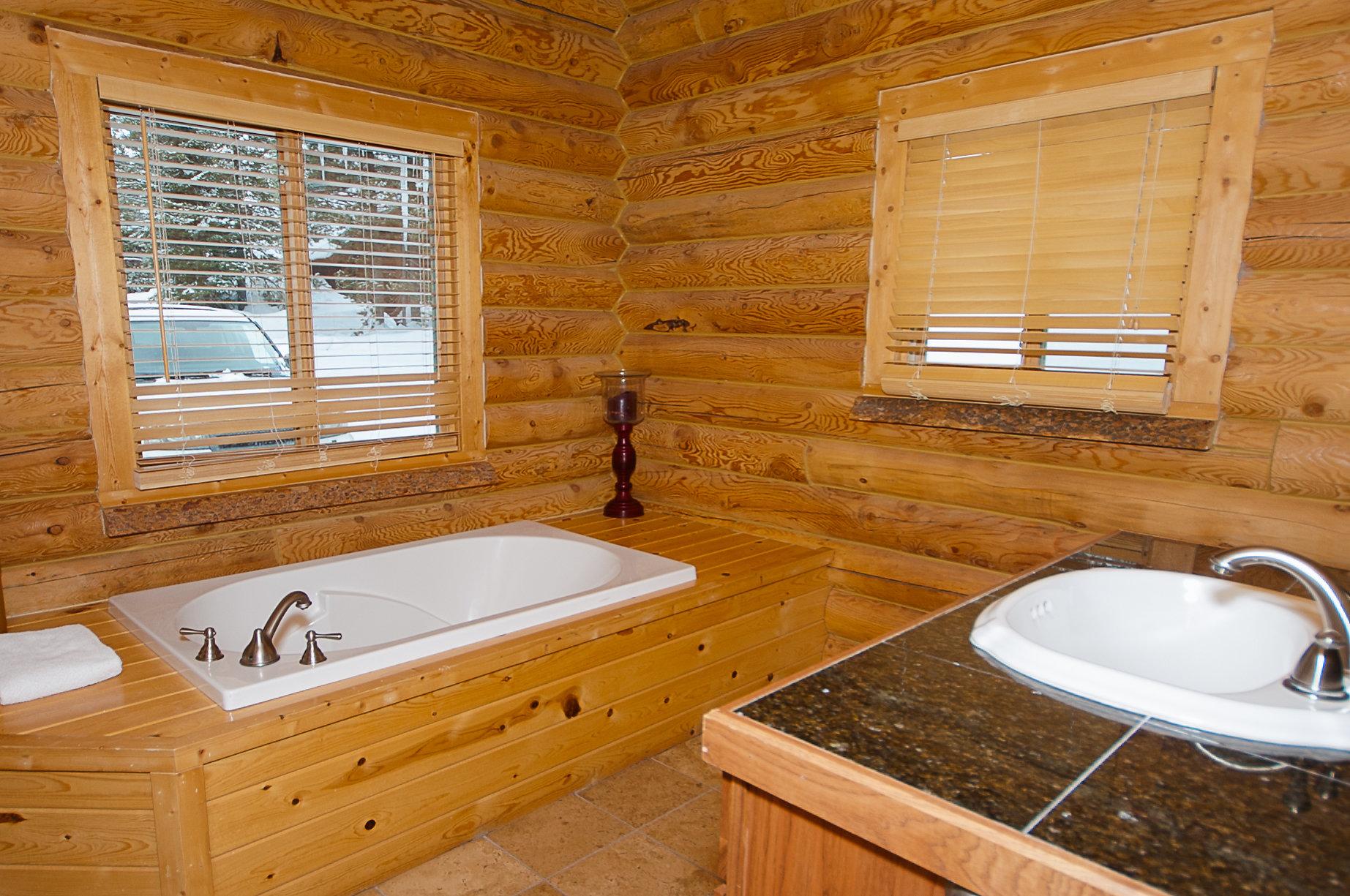 11. C21 King Suite Bathroom 2