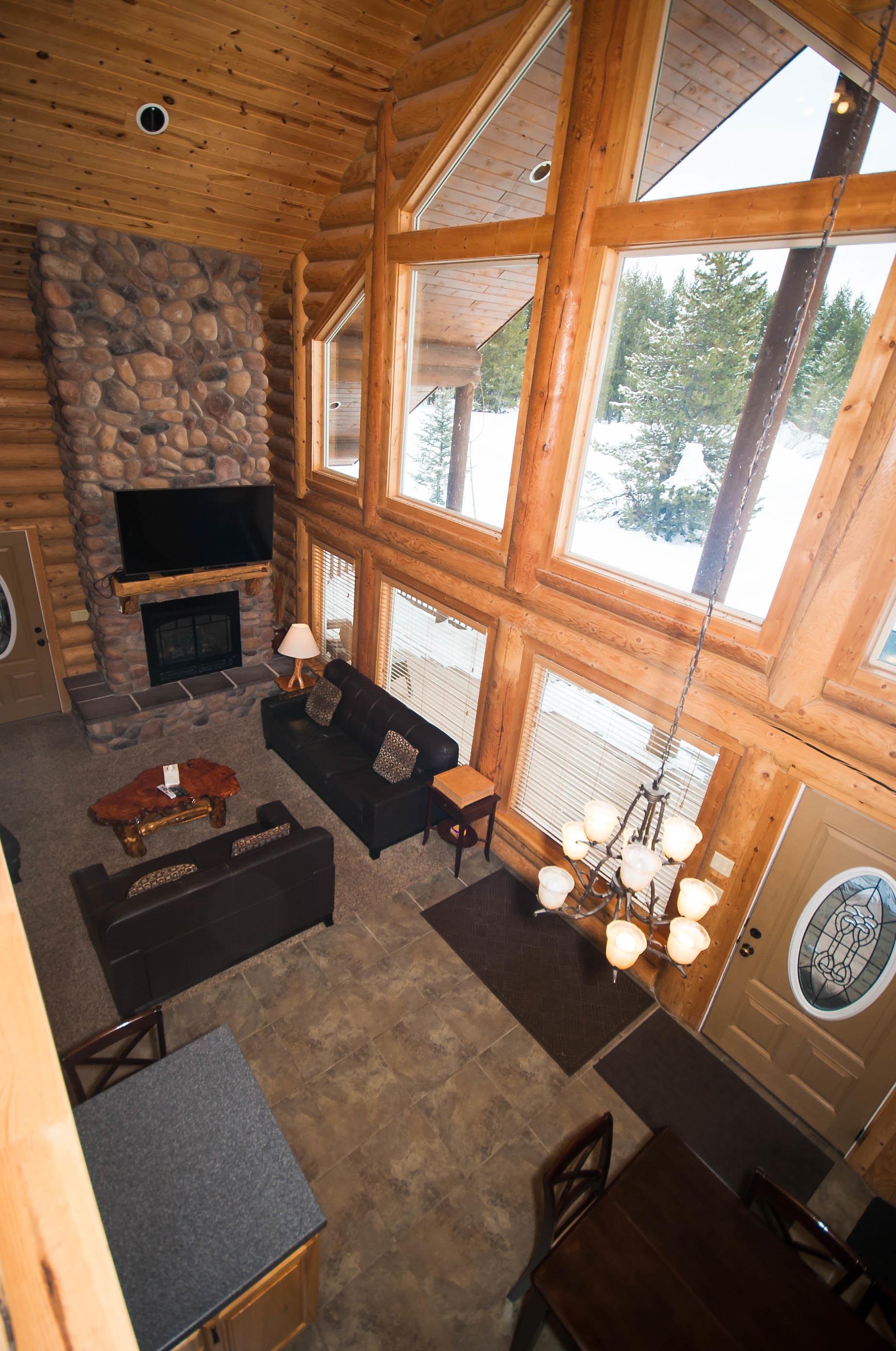 6. C33 Loft to Living Room