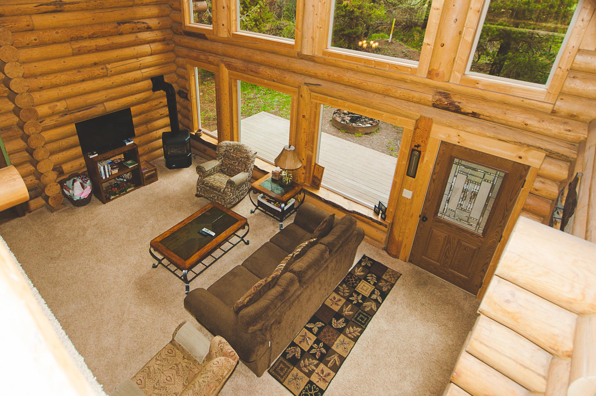 6. C16 Loft to Living Room