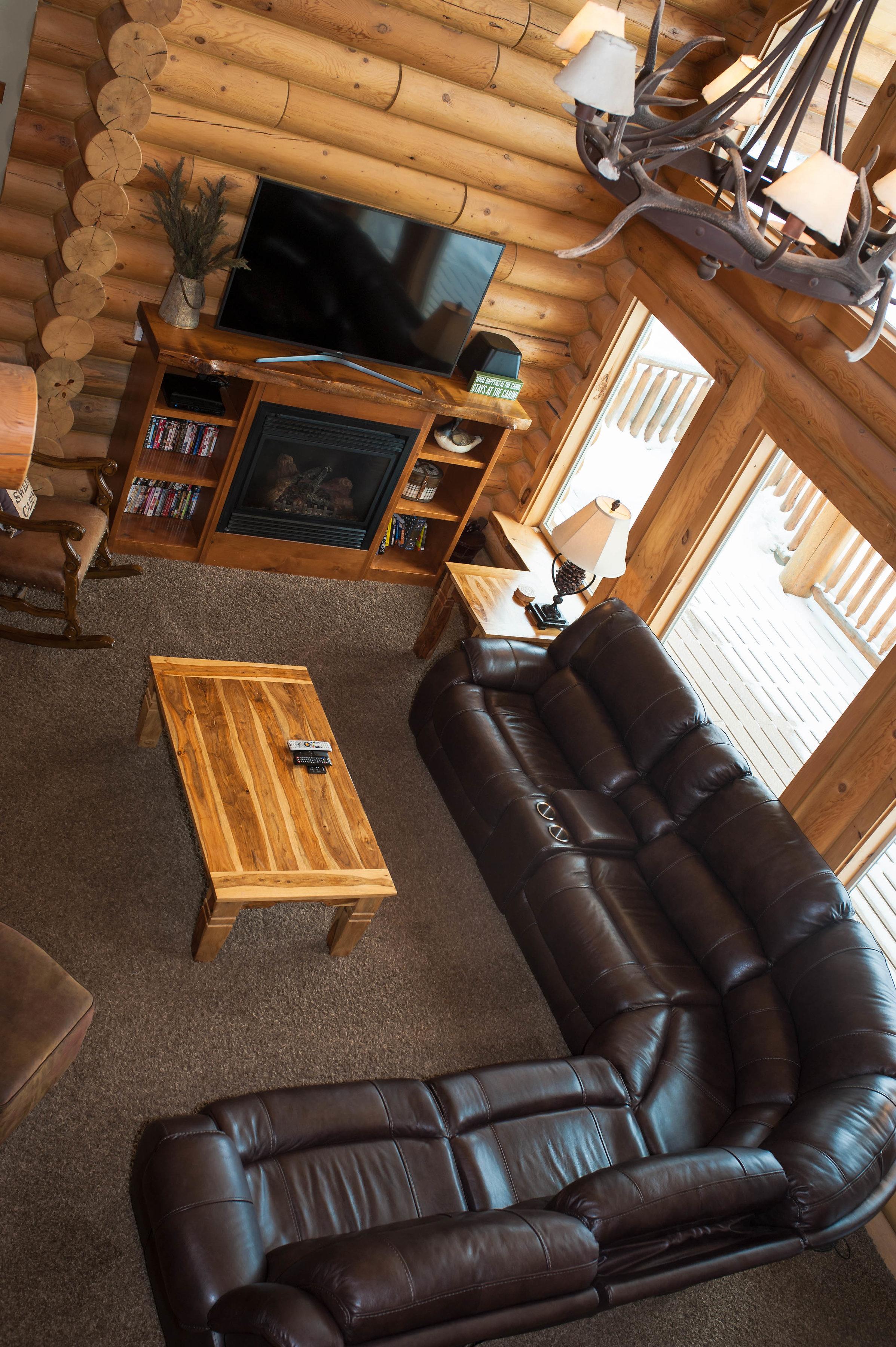 6. C67 Loft to Living Room